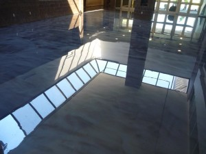 Metallic Epoxy Flooring Cape Industrial Flooring