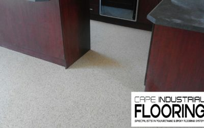 Stone Carpet Application in Residential Property in Malmesbury
