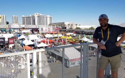 Cape Industrial Flooring Visits Las Vegas for The World of Concrete
