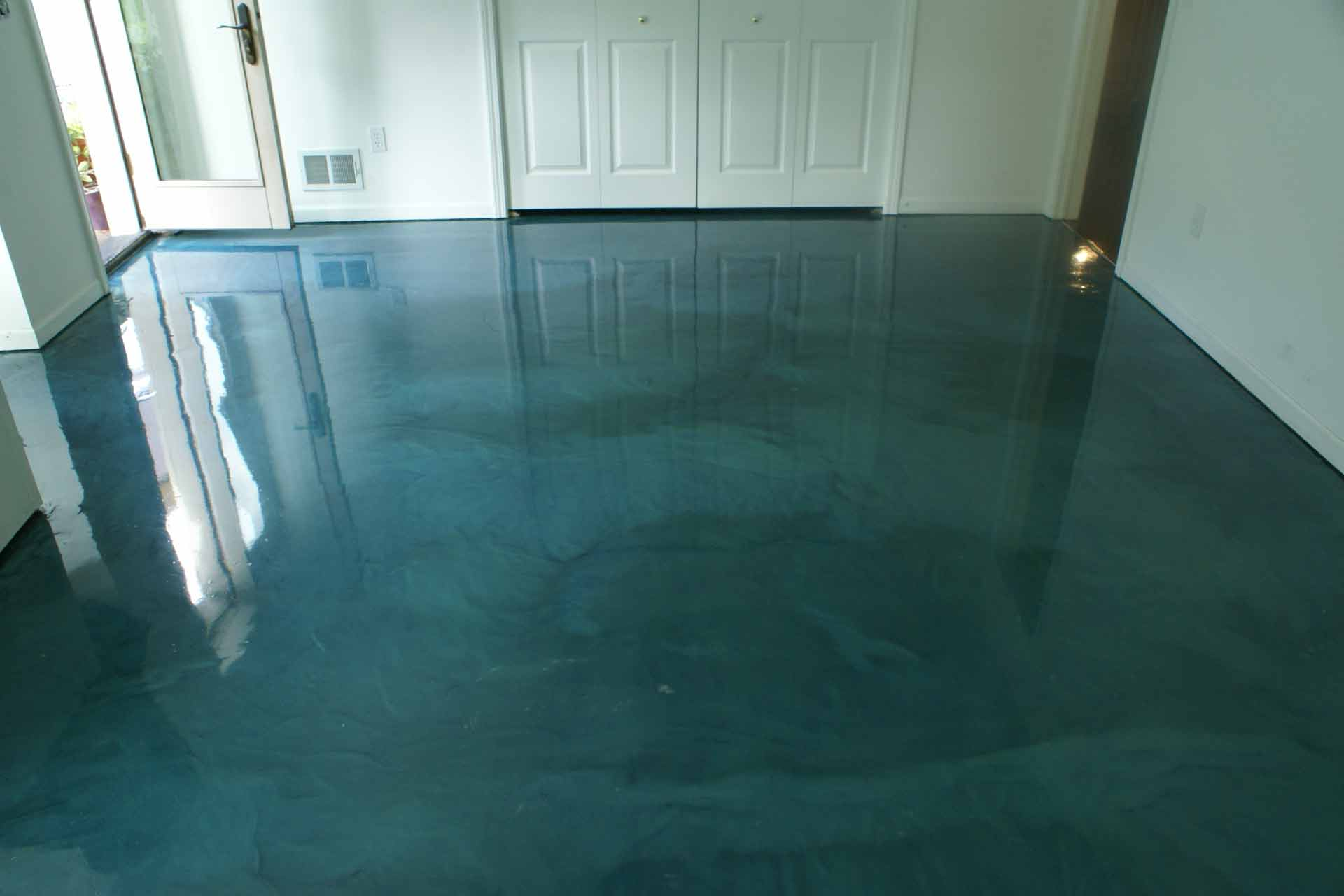 Metallic Epoxy Flooring | Cape Industrial Flooring