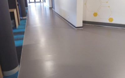 Water Based Epoxy Floor System