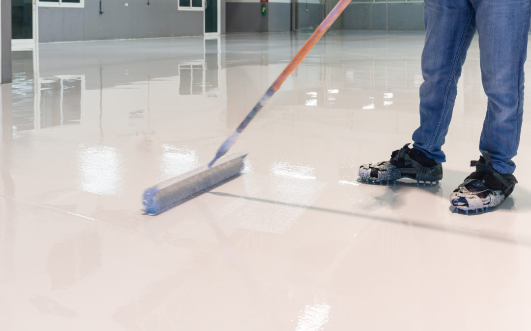 Why Your Office Should Consider Epoxy Flooring