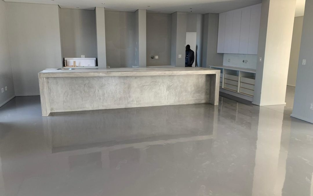 Elegant Epoxy Flooring: What Are The Costs