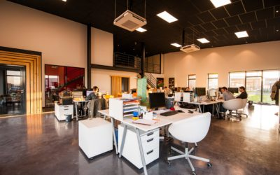 Interior Design Tips For A New Office